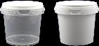 Amber Plastics 1lt tub
