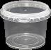 Amber Plastics 280ml tub