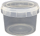 Amber Plastics 2lt tub