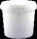 Amber Plastics 4lt tub