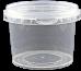 Amber Plastics 565ml tub